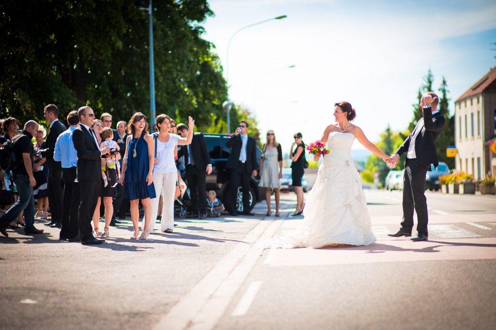 mariés route