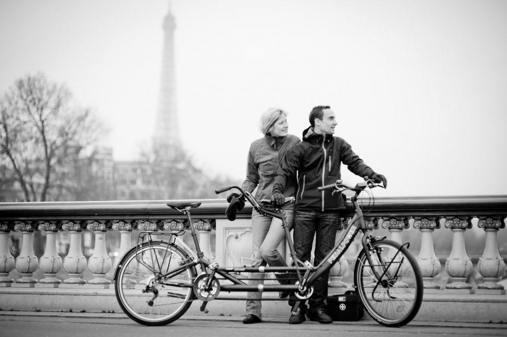 Tour Eiffel Tandem