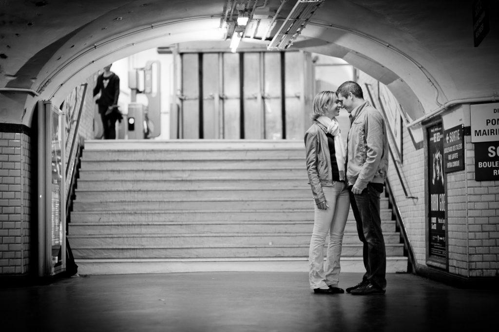 seance engagement metro