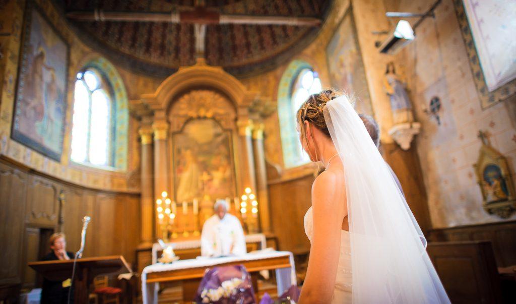 choeur église mariage
