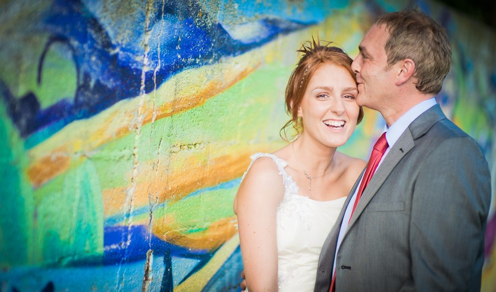 street art mariage