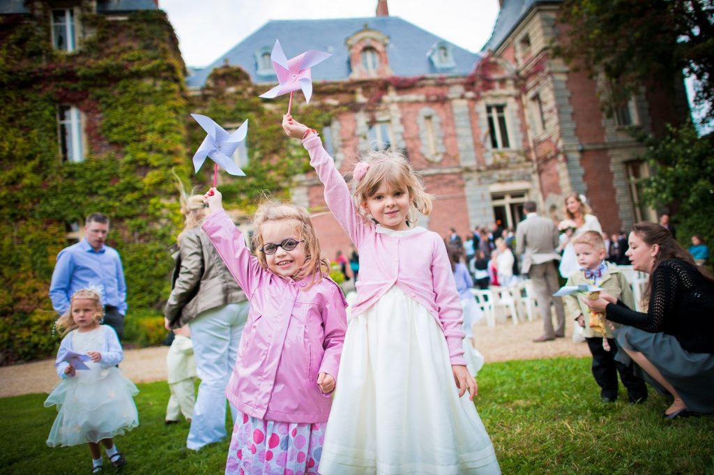 mariage chateau de Gavoy