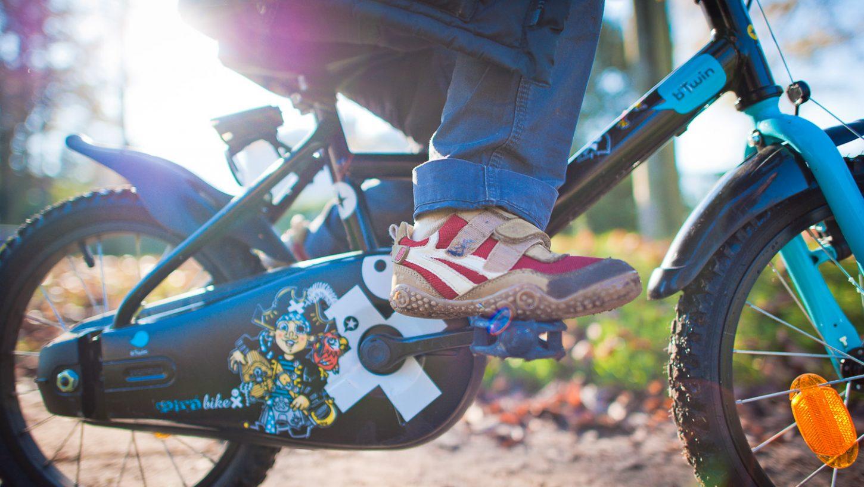 séance photo vélo