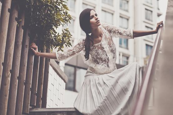 Laure de Sagazan robe