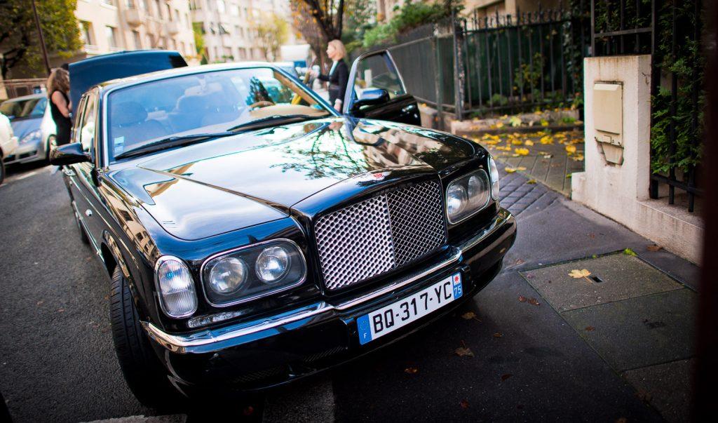Bentley mariage