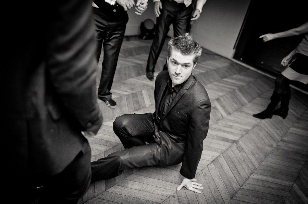 Piste de danse parquet