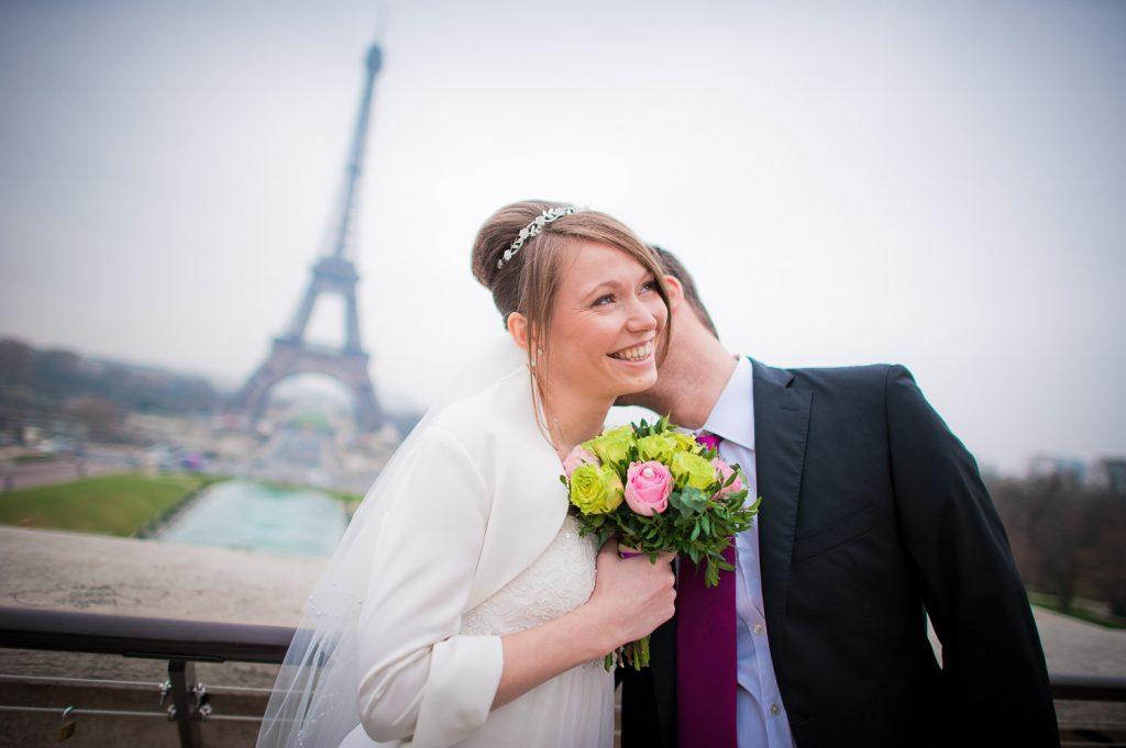 mariage Trocadéro
