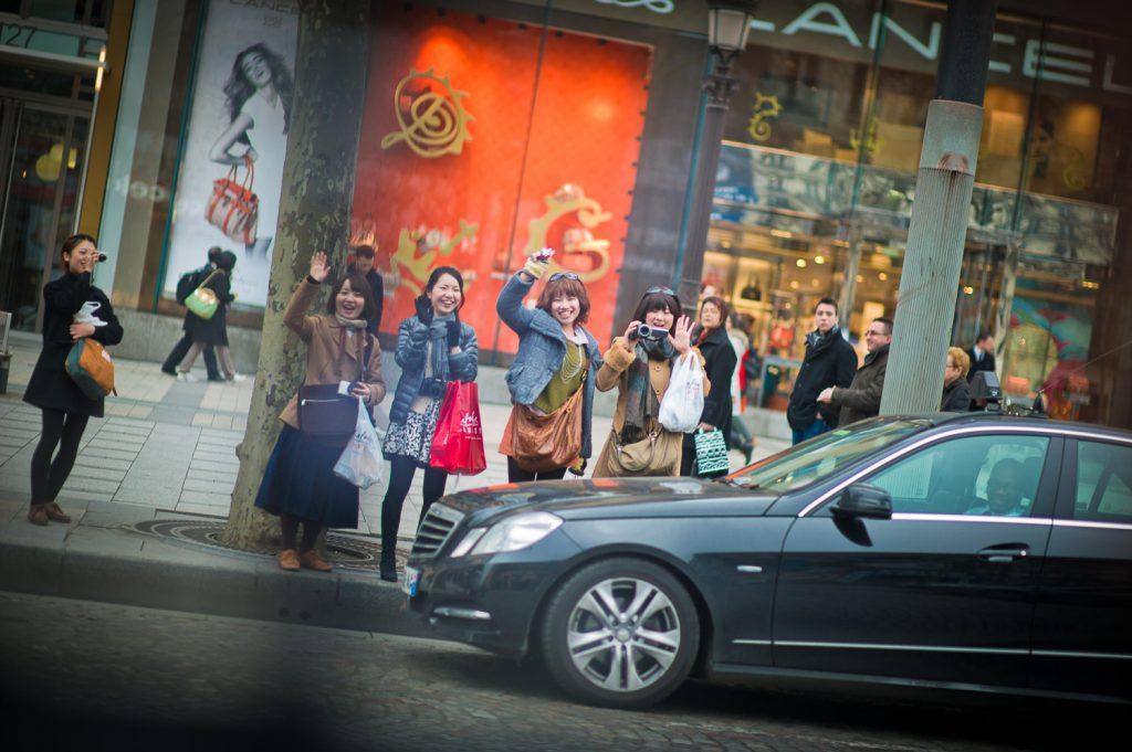 chinois mariage à Paris