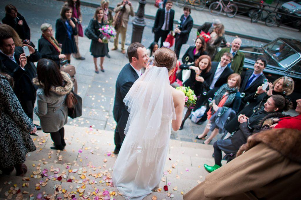 mairie mariage sortie