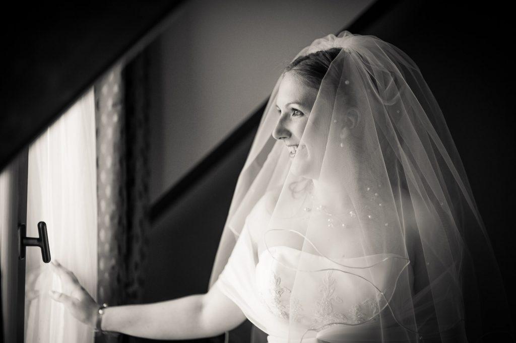 mariée prête