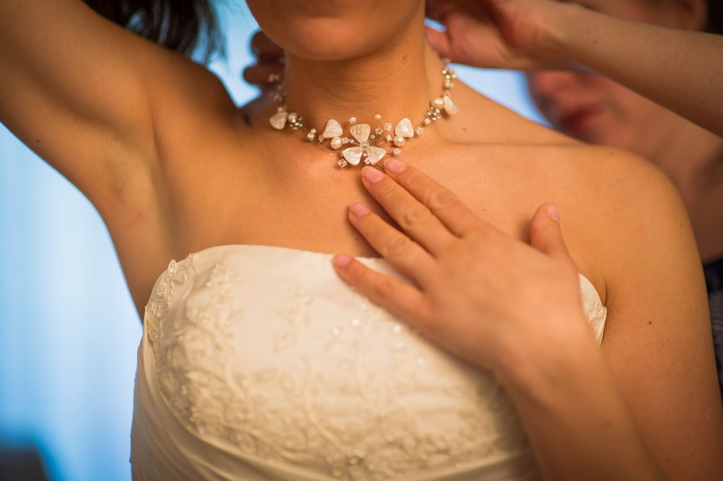 Collier mariée