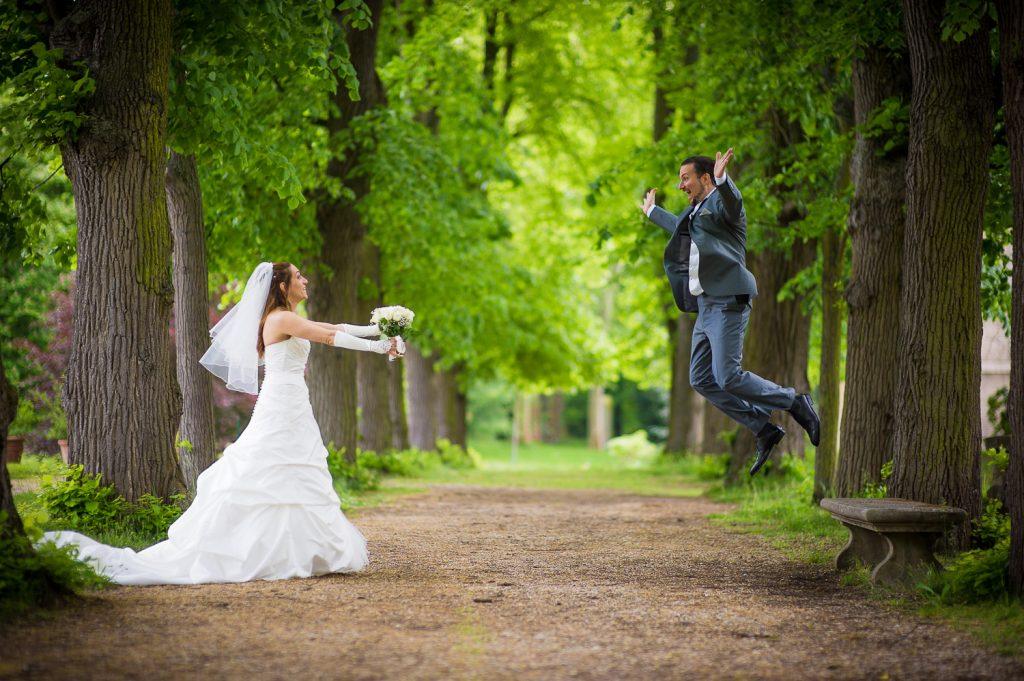 mariage décontracté