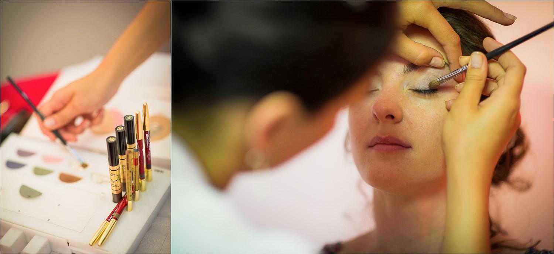 maquillage mariage Guinot