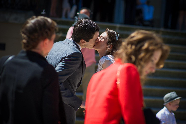 baiser mairie