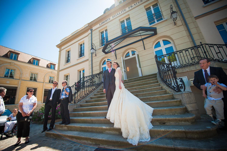 mariage mairie Verrières-le-buisson