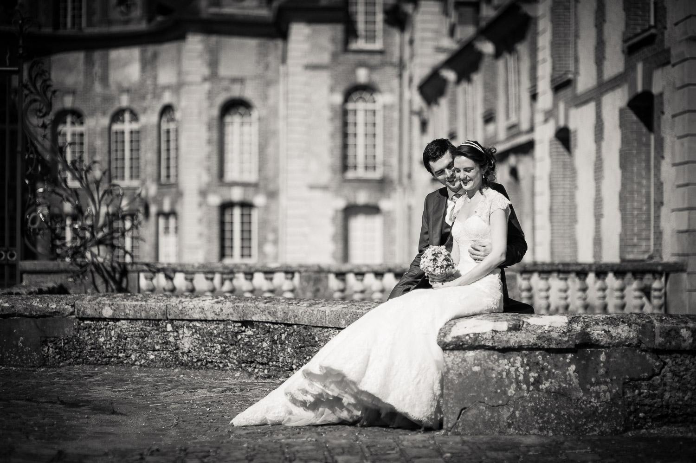 mariage chateau