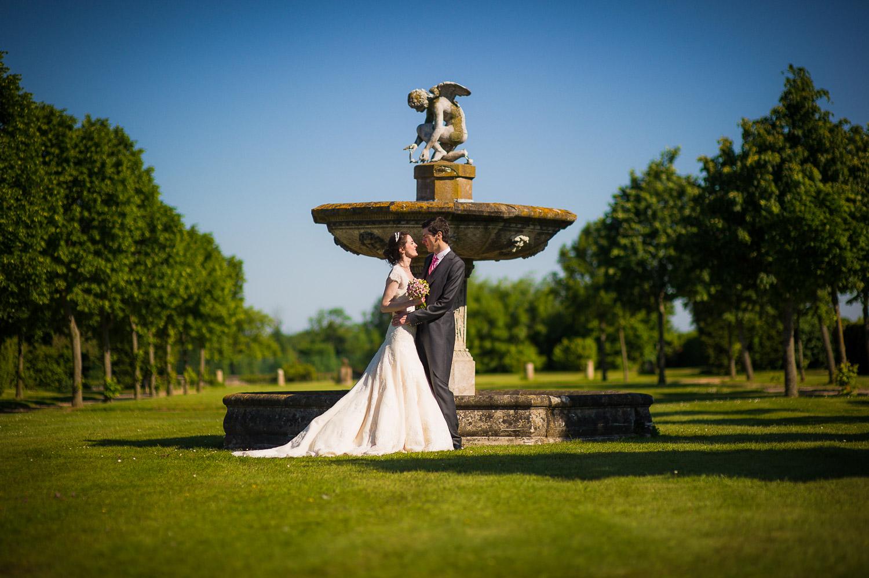 mariage parc chateau gros-bois