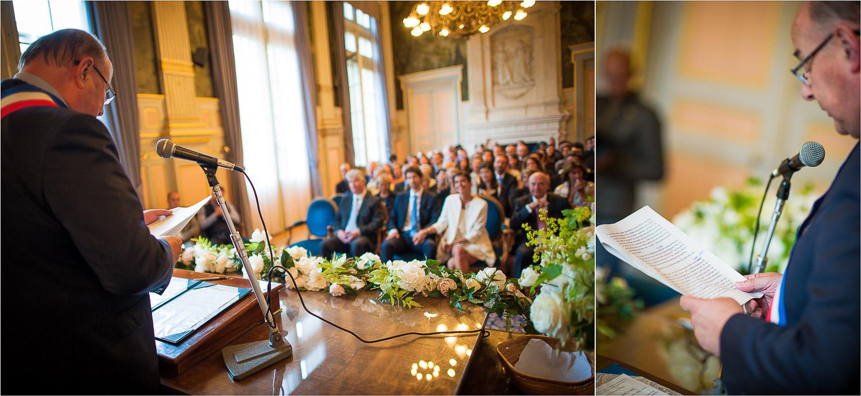 mariage mairie XVIeme