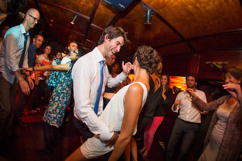 soirée mariage réussie