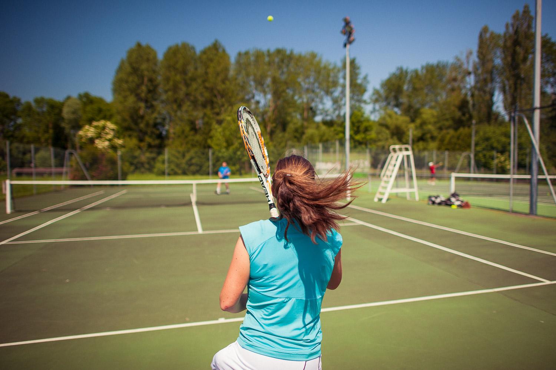 mariés tennis