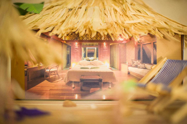 urne mariage Tahiti