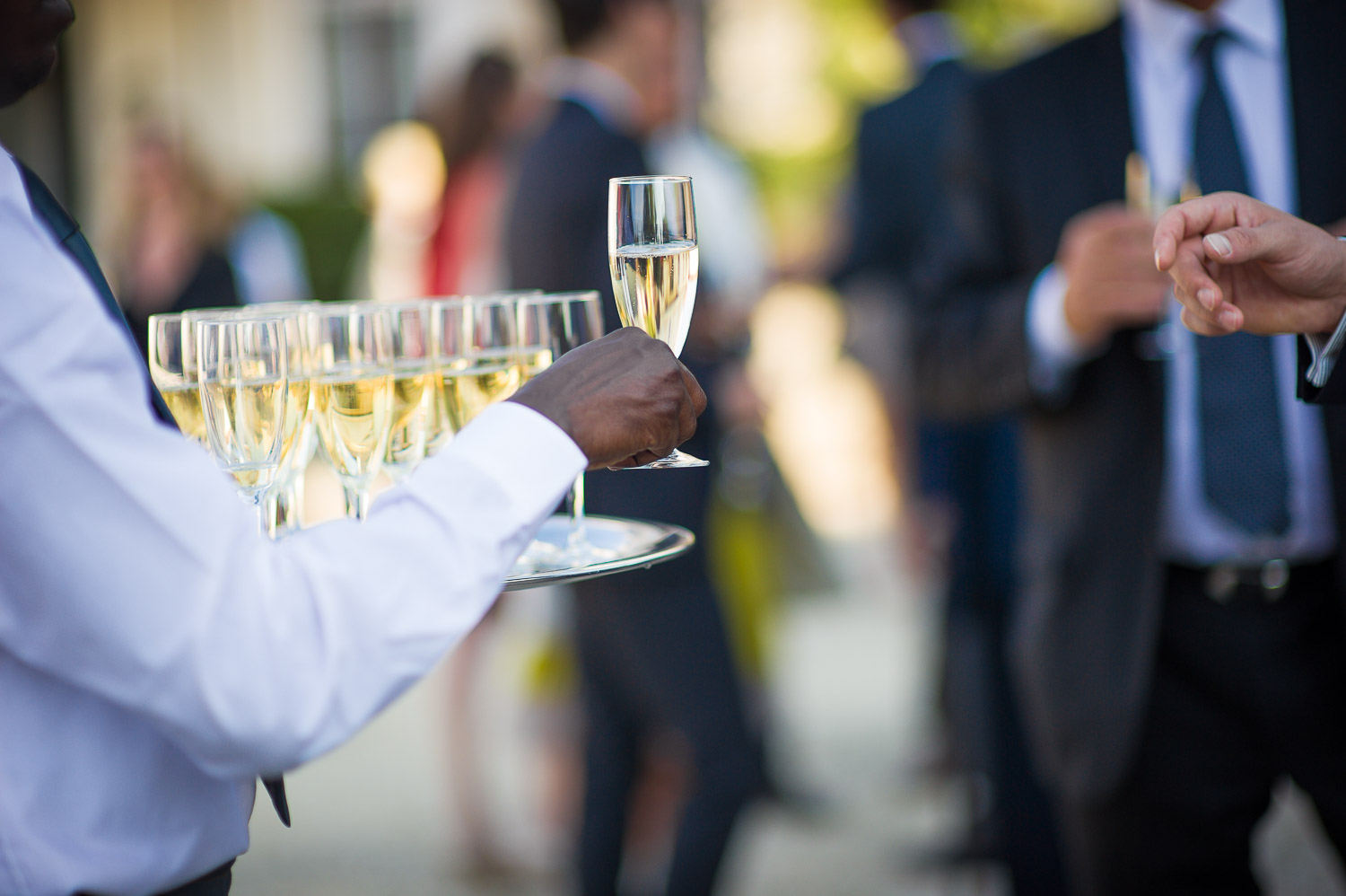 champagne mariage