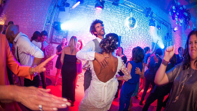 soirée mariage Cognac