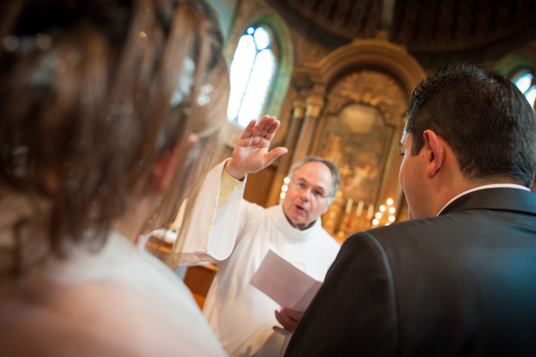 prêtre mariage