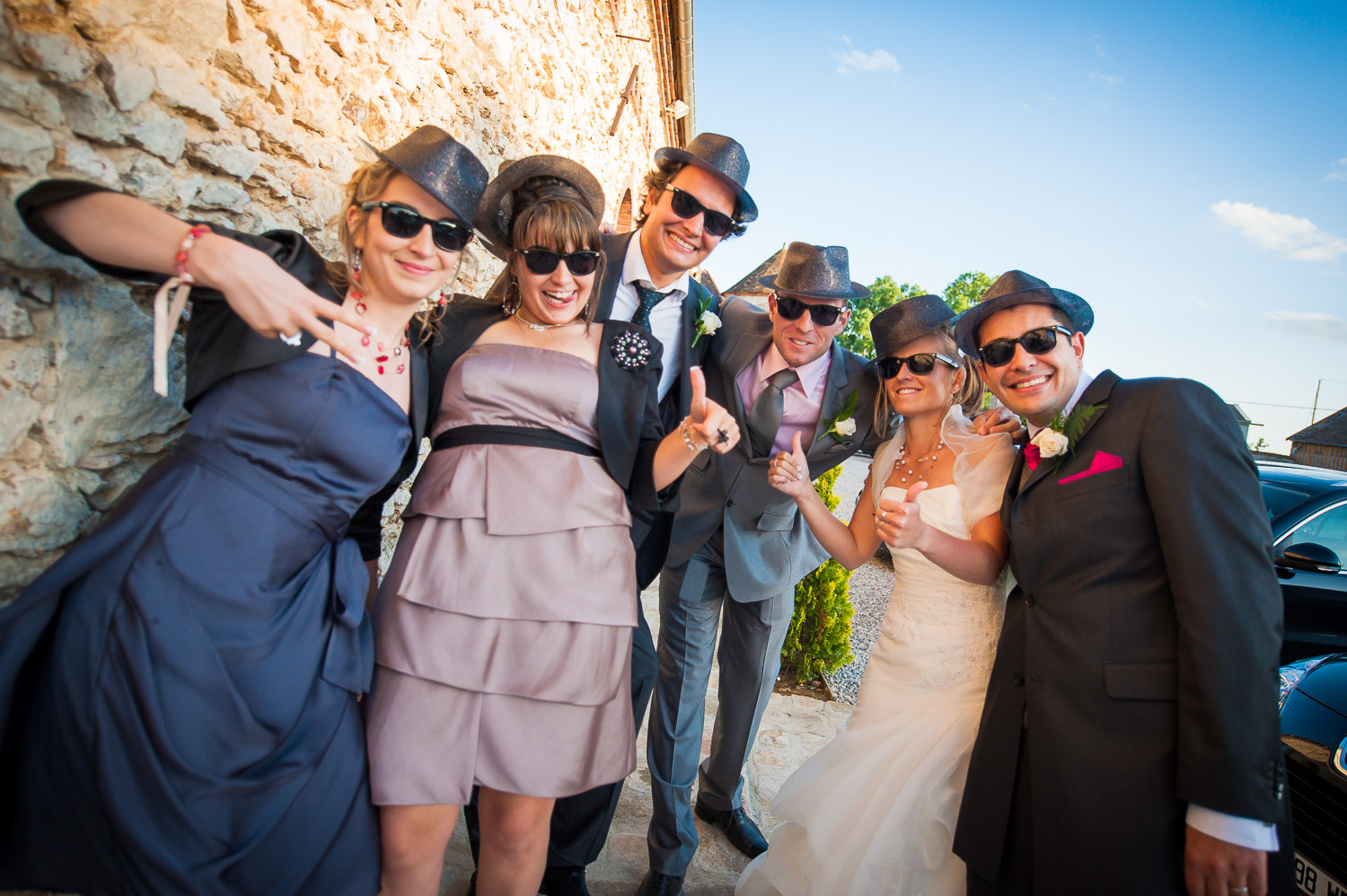 mariage blues brothers