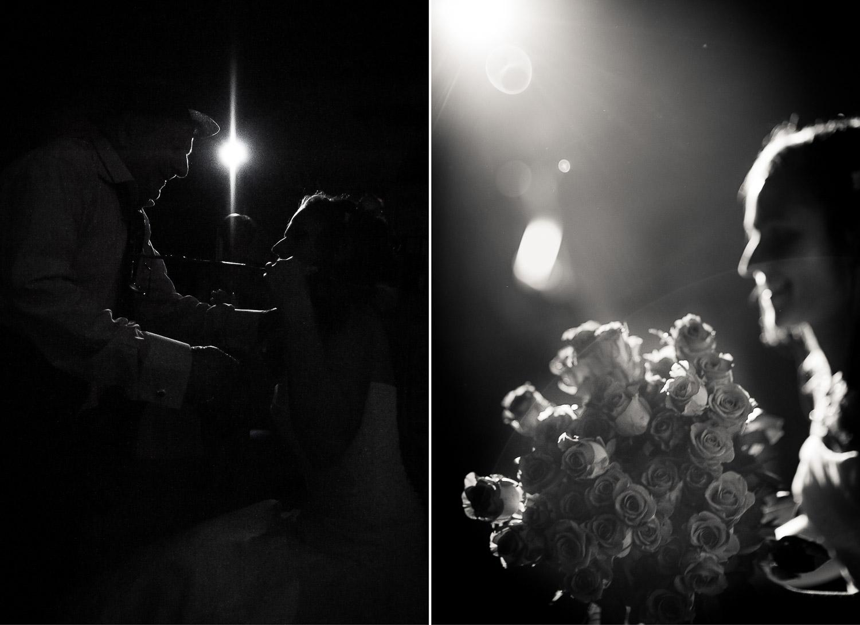bouquet rose mariée