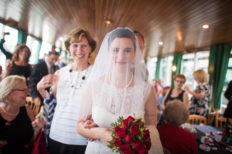 entrée mariée mariage juif