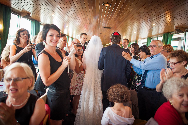 fin cérémonie mariage juif