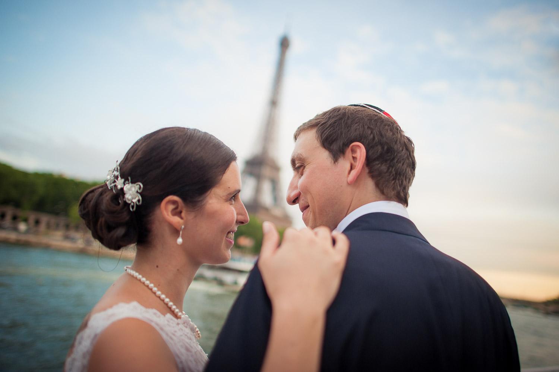 photo mariage seine