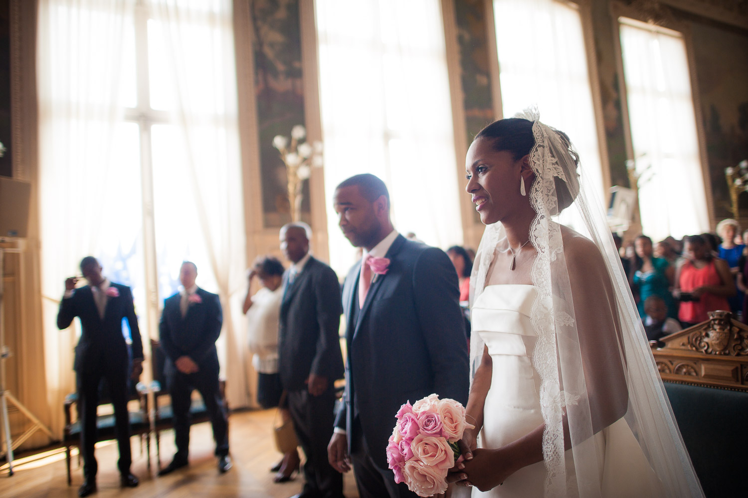 emotion mairie mariage