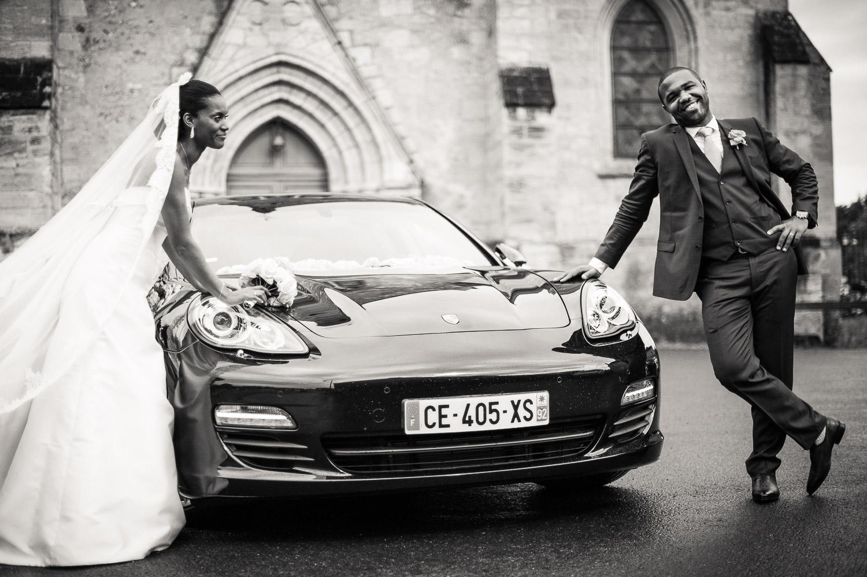 Mariage Porsche Panamera