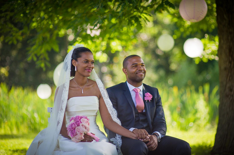 domaine de la muette mariage