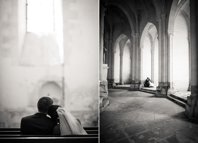 Abbaye Pontigny mariage