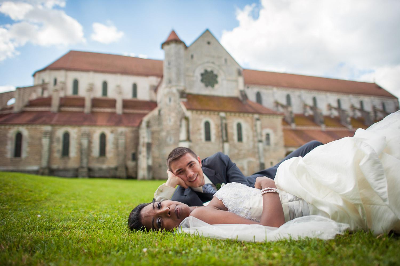 mariage Pontigny