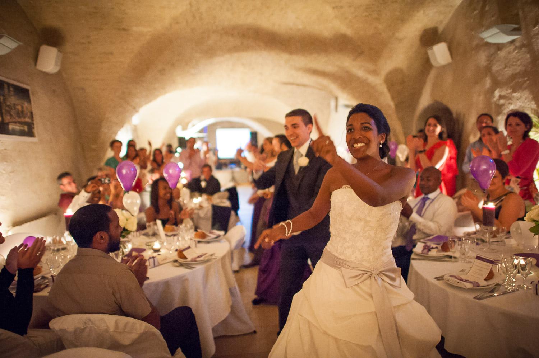 Ambiance mariage