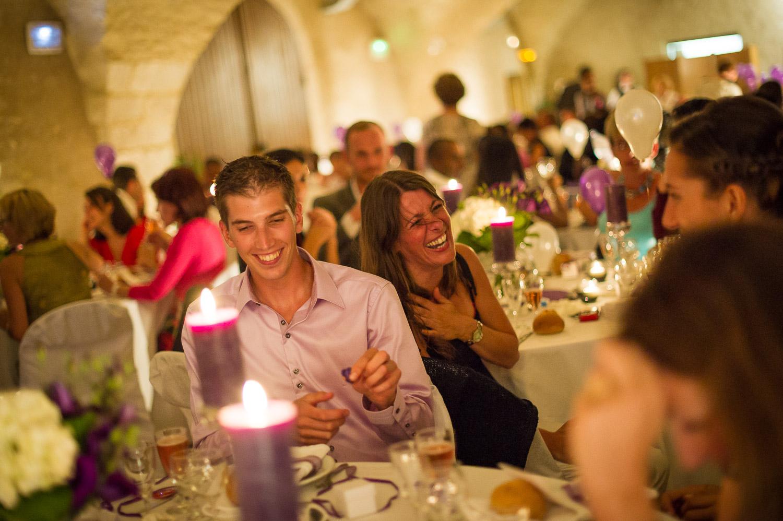 Spontanéité photographe mariage