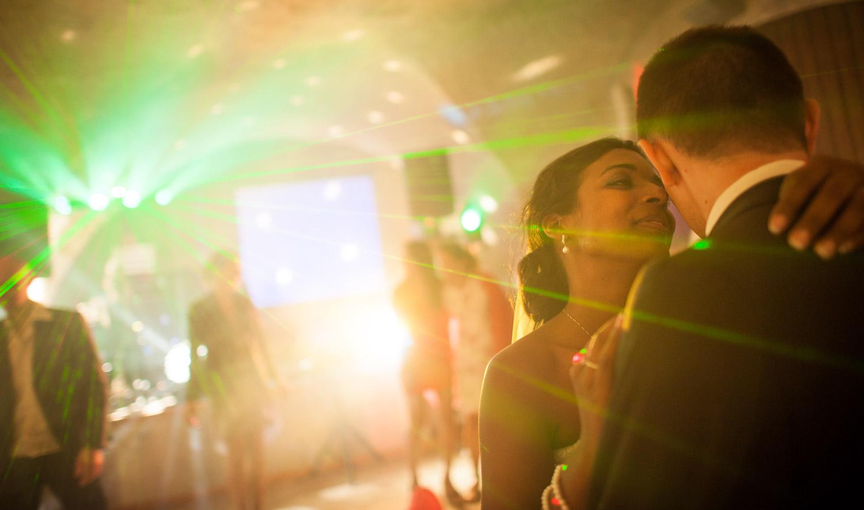 Laser DJ mariage
