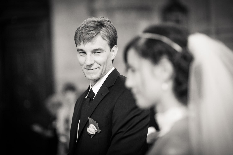 marié dans église