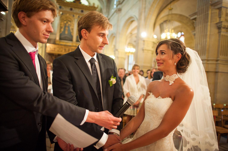 mariage église rueil-malmaison