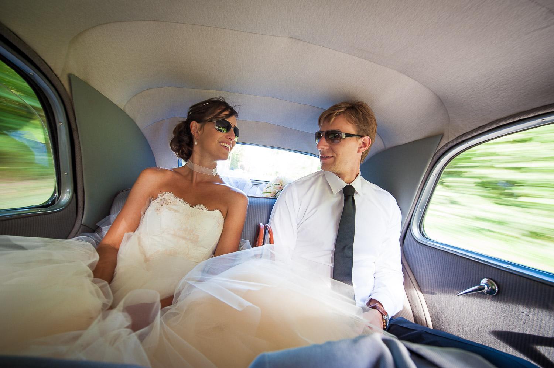 mariés traction