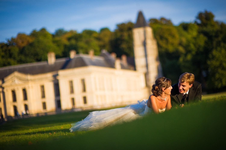chateau de Méry mariage