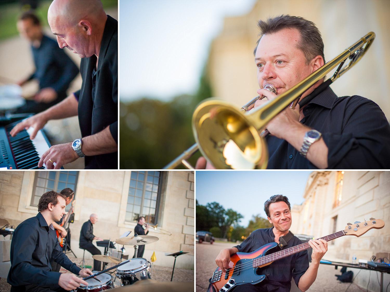 groupe musique chateau de Méry