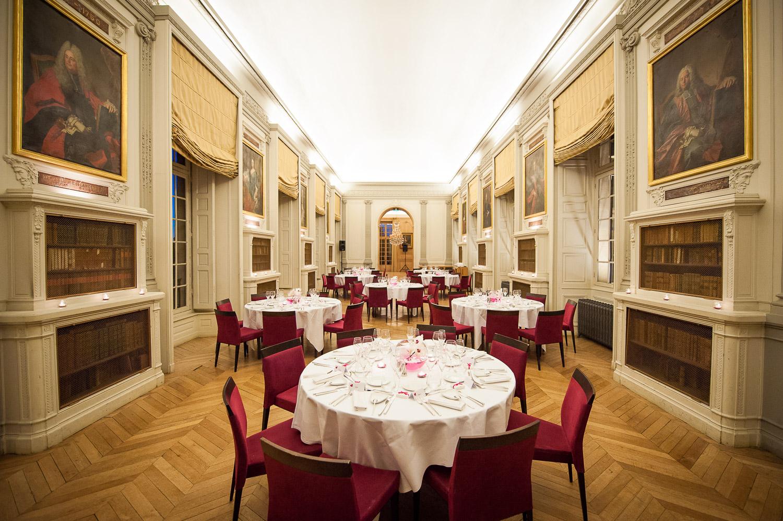 salle mariage chateau de Méry
