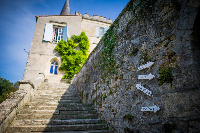 Escalier Lagorce