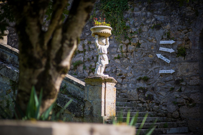 Déco chateau Lagorce