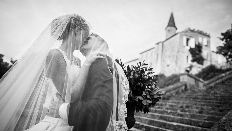 mariage au chateau lagorce